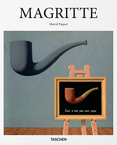 Magritte (Español) (Serie básica de arte 2.0.) por Marcel Paquet