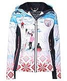 Sportalm Damen Ski-Jacke Chipa Kap rot (500) 38
