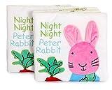 Baby- und Kleinkindspielzeug Schöne Baby Kaninchen Tuch Buch Classic Baby Buch für Neugeborene 1 Jahr alt
