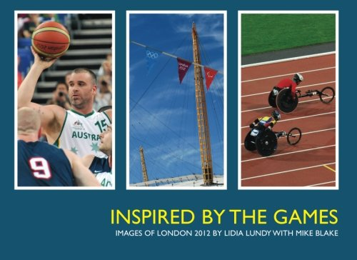Inspired by the Games: Images of London 2012 por Mike Blake