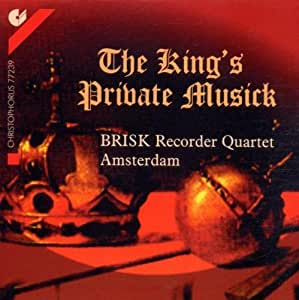 The King'S Private Musick