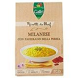 Gallo Risotti da Chef Chicchi Grossi, Milanese - 175 gr