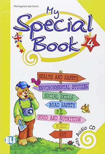 My special book. Con CD Audio. Per la 4ª classe elementare