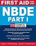 FIRST AID FOR THE NBDE PART 1 2/E: Pt. 1 (First Aid Series)