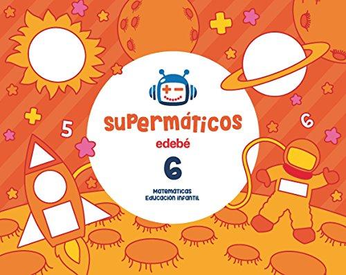 Supermáticos cuaderno 6