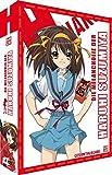Die Melancholie der Haruhi Suzumiya - Staffel 1 - Gesamtausgabe (inkl. Booklet) [4 DVDs]