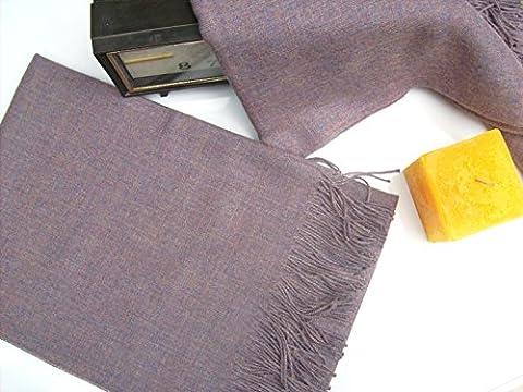 SWEET DREAMS HOME - Deluxe 100% Peruvian Baby Alpaca Fiber Throw Blanket, (51