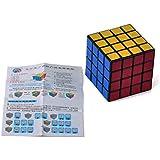 Cubo Shengshou con Sistema Antipop Stickerless Nivel 4x4x4 Speed Cube Magic Speedcube Rompecabezas 3D 4261c