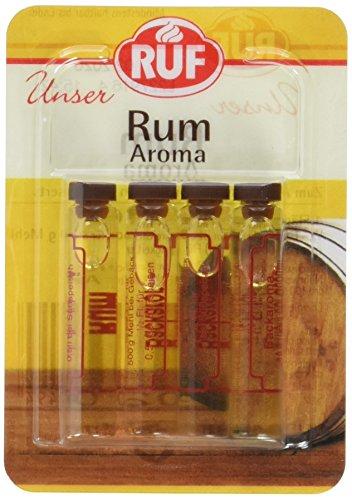 RUF Backaroma Rum, 20er Pack (20 x 4er Packung)