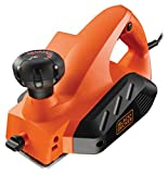 Best Planers - Black & Decker KW712 650-watts Wood Planer Review