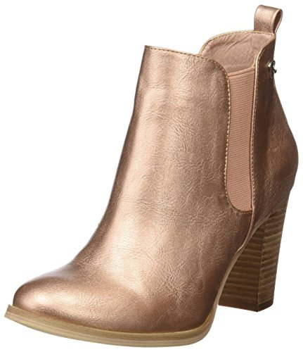 Refresh 063261, Bottines femme Rose