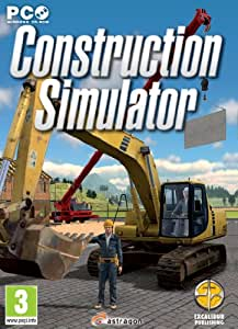 Construction Simulator (PC CD)