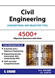 "For more than 30 years, ""Civil Engineering: Conventional & Objective Type"" has been a comprehensive text for undergraduate students of Civil Engineering and has successfully helped them prepare for various competitive (such as GATE, UPSC, IAS and..."