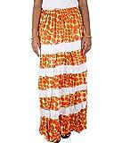 Yaari MultiColor Cotton Skirt for Women