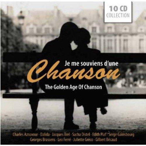 Je Me Souviens d'une Chanson: Golden Age of Chanson