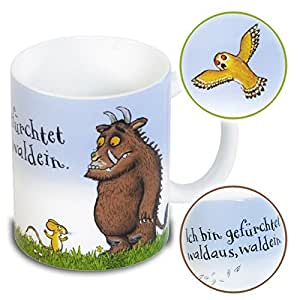 Robe et son gR73118 der grüffelo mug en porcelaine imprimé à joli coffret cadeau