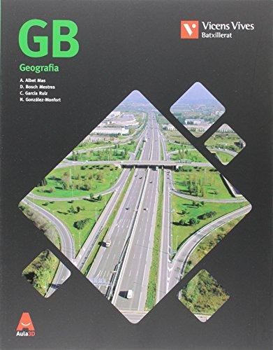 GB (GEOGRAFIA) BATXILLERAT AULA 3D: 000001 - 9788468236087 por A. Albet