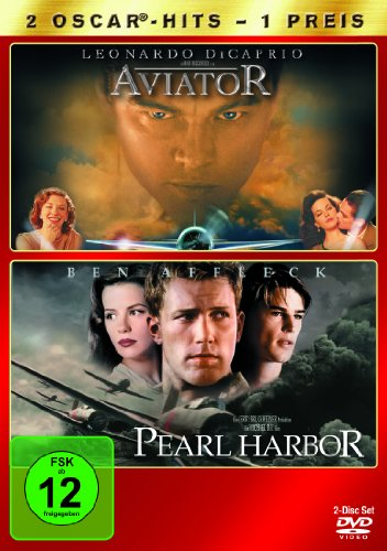 Pearl Harbor / Aviator [2 DVDs] (Ben Harbor Affleck Pearl)