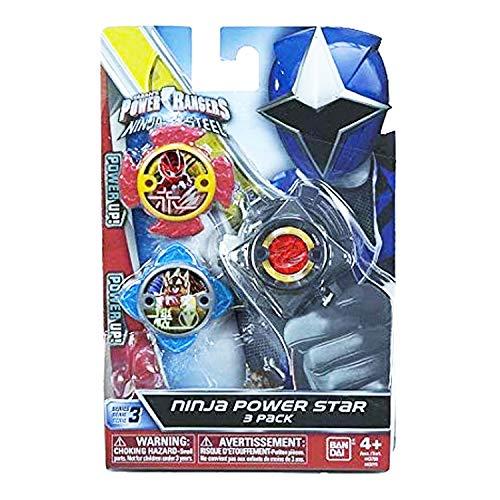 Power Rangers Pack Sterne, 43771