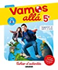 Vamos allá 5e - Cycle 4, 1ere année - Espagnol LV2 (A1) - Cahier d'activités
