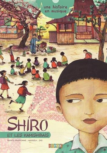 Shiro et les Kamishibaïs (1CD audio)