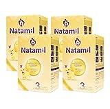 Natamil 3 Kindermilch 4er  Pack (4 x 800 g)