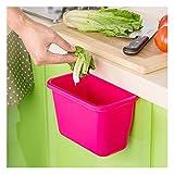 Ularma Küchenschrank Küchen hängen Müllsackständer Plastik Lagerung Hängeleiste Hängende Aufbewahrungsbox