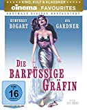 Die barfüßige Gräfin (CINEMA Favourites Edition) [Blu-ray]