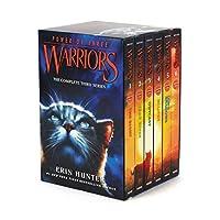 Cheap Books - Warrior Cats Series 3: Power of Three - 6
