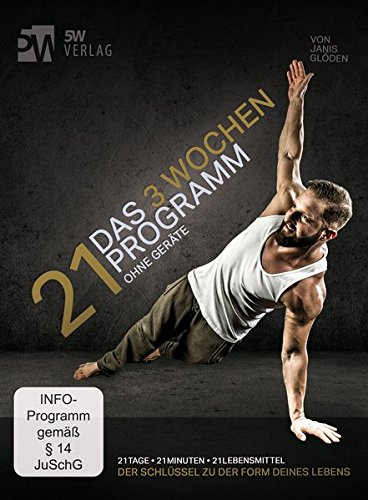 Wochen Programm ohne Geräte (Trainieren mit dem eigenen Körpergewicht) ()