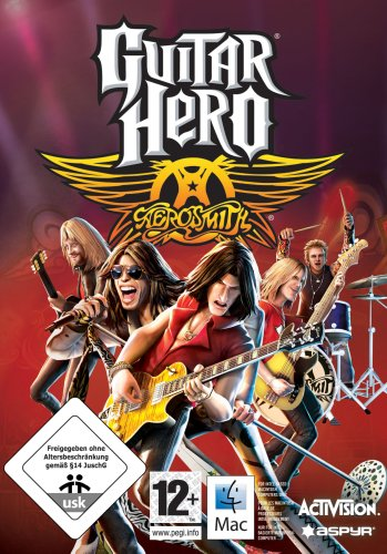 Guitar Hero: Aerosmith (Mac) [Importación inglesa]