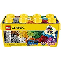 Lego Classic Creative Brick, Multi Color 484 pcs