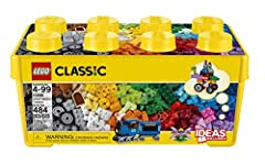 Idea Regalo - LEGO Classic 10696 - Scatola Mattoncini Creativi Media
