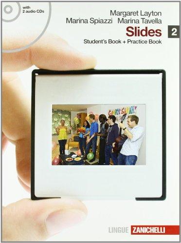 Slides. Blocco. Con companion. Per le Scuole superiori. Con 3 CD Audio. Con CD-ROM. Con espansione online: 2