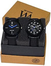 Watch Me Gift Combo Set For Him/Watches For Men/Watches For Boys (watches 3 Combo/watches 2 Combo) WMC-002-WMC...