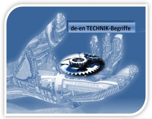 312000 uebersetzte Technik-Begriffe (deutsch-englisch + englisch-deutsch) - engineering-dictionary german-english /english-german