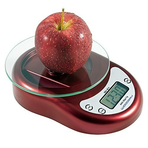 coffsky-bilancia-da-cucina-red-digital-electronic-food-or-postal-glass-weighing-scale-with-convertib