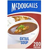 McDougalls Oxtail Soup 200 Portions
