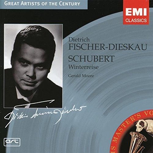 Schubert - Voyage d'hiver (Winterreise) (Coll. Great Artists Of The Century)