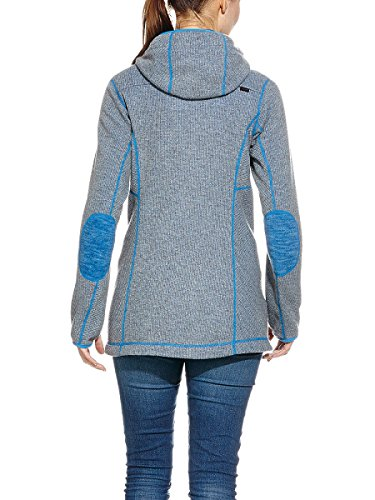 Tatonka marle jacket veste pour femme Gris - Gris