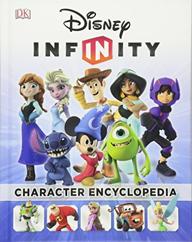 racter Encyclopedia (Disney Infinity-girls)