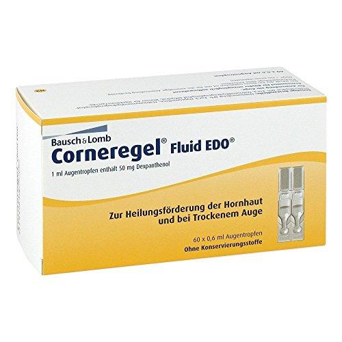 Corneregel Fluid Augentropfen EDO, 60 St.