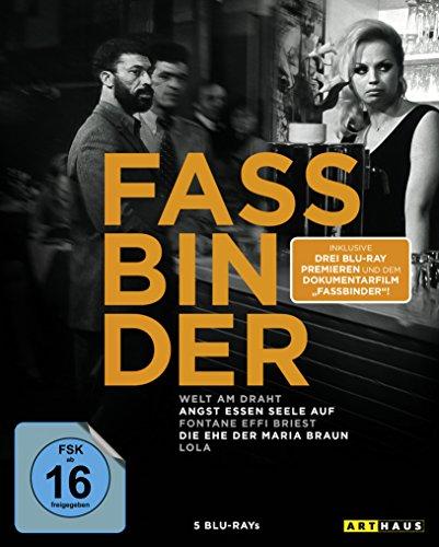 Bild von Fassbinder Edition [Blu-ray]