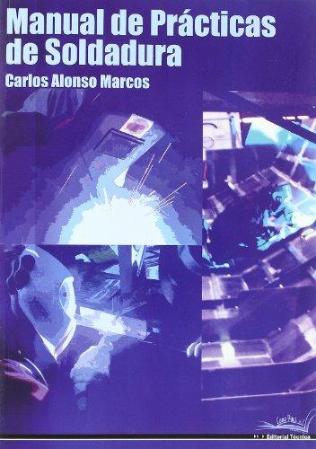 Manual de practicas de soldadura por Alonso Marcos