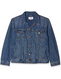 Wrangler Herren Classic Jacket Jacke