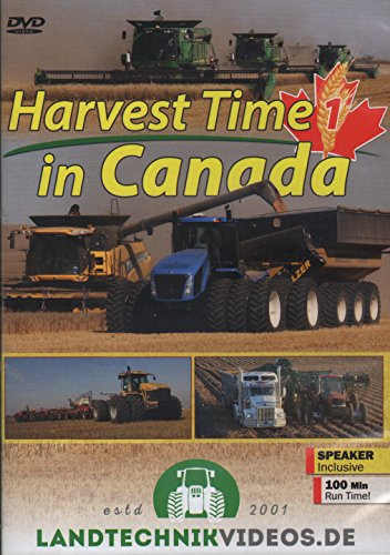 Harvest Time in Canada Part 1