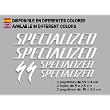 Ecoshirt 8H-CT7D-CTXF Pegatinas Special F123 Vinilo Adesivi Decal Aufkleber Клей MTB Stickers