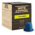 Note D'Espresso Preparato Solubile per Bevanda al Gusto di Cioccolato ed Nocciola in Capsule - 280 g (40 x 7 g…