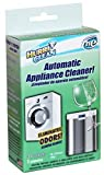 HurriClean Automatic Appliance Cleaner - Dishwashers and Washing Machines (3 Packets Included) by HurriClean