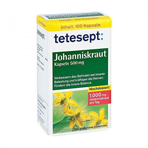 Tetesept Johanniskraut-kapseln 100 stk